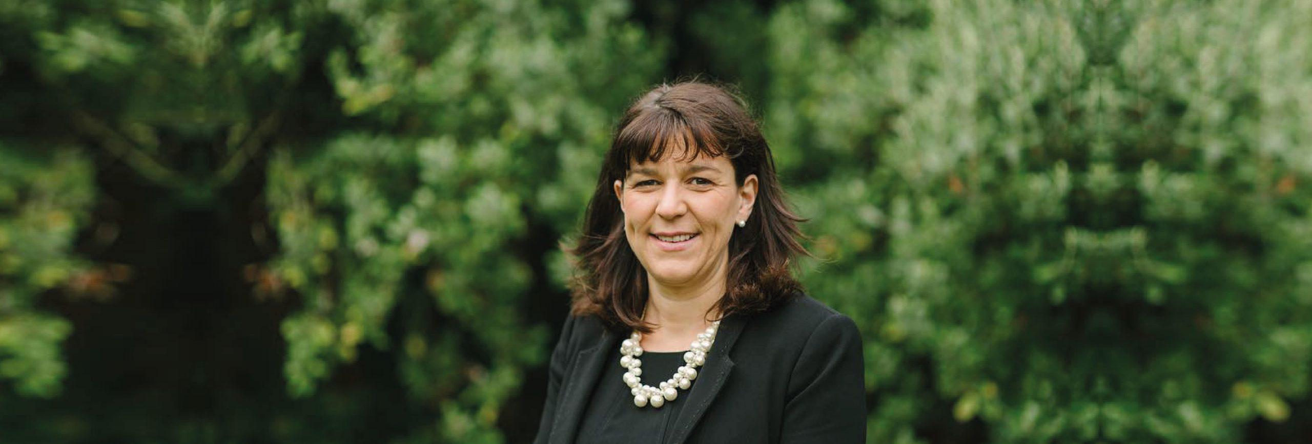 Sarah Chamberlain - A qualified Chartered Accountant